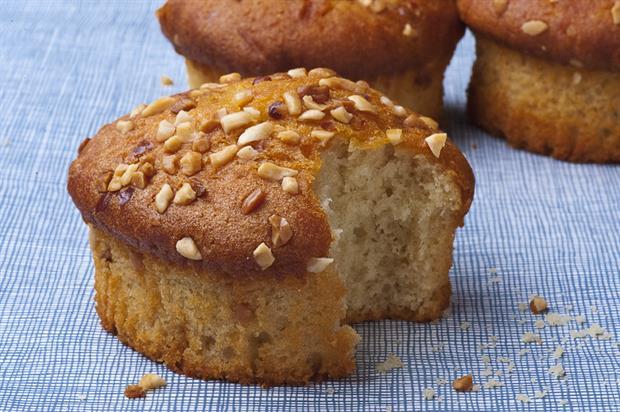 Petits gâteaux confectionnés avec du miel