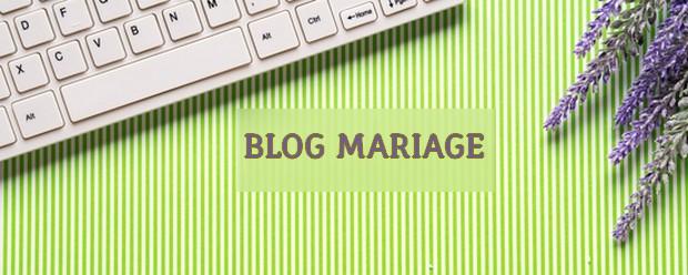 les blogs de mariage