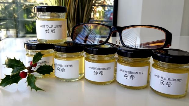 cadeau d'affaires de fin d'année et pourquoi ne pas offrir des petits pots de miel personnalisés