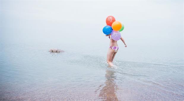 lieu magique pour feter son anniversaire - le bord de mer