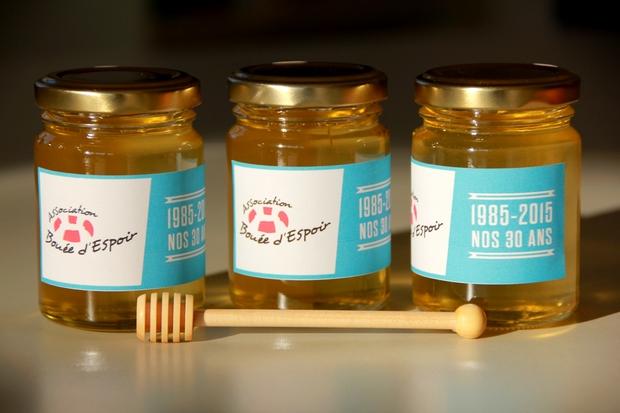 dons à Bouée d'Espoir Mon Petit Pot de miel fait un don