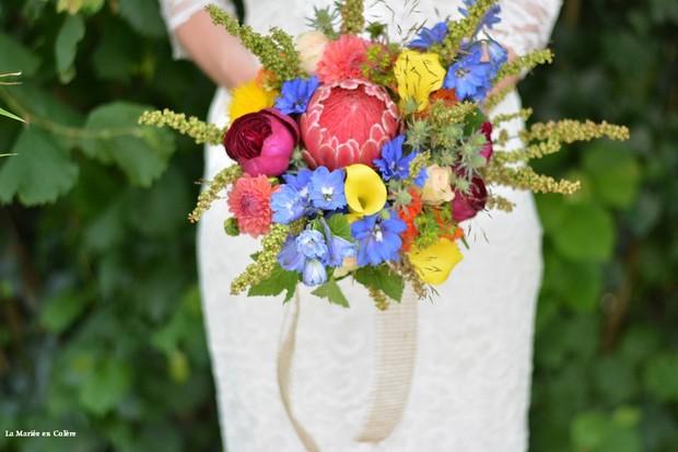 bouquet de la mariée en fonction des saisons