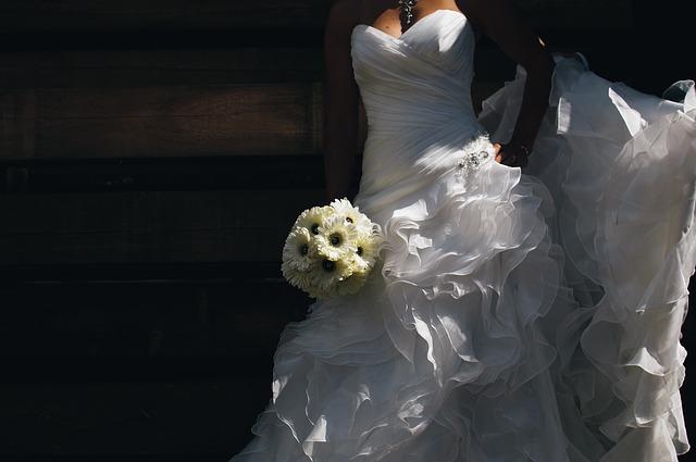 Le bouquet de la mariée Mon Petit Pot de Miel