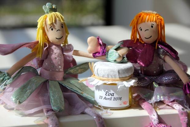 customiser votre cadeau d'invité avec Mon Petit Pot de Miel.com