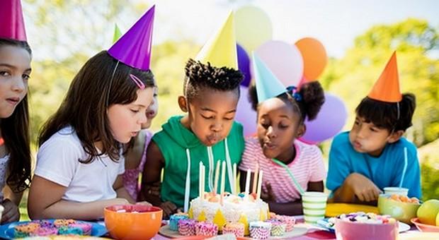 anniversaire pour des enfants