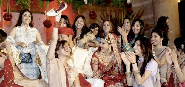 coutume d'un mariage en Inde