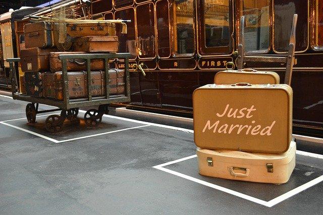 lune de miel expression à découvrir pour un couple just married