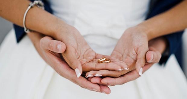 alliances pour un mariage