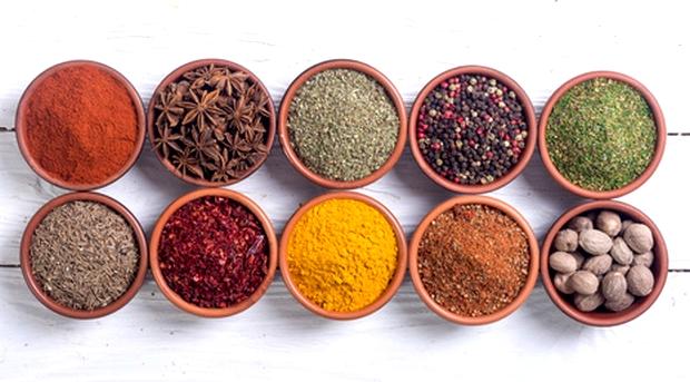 epices pour la recette du Massala Chai
