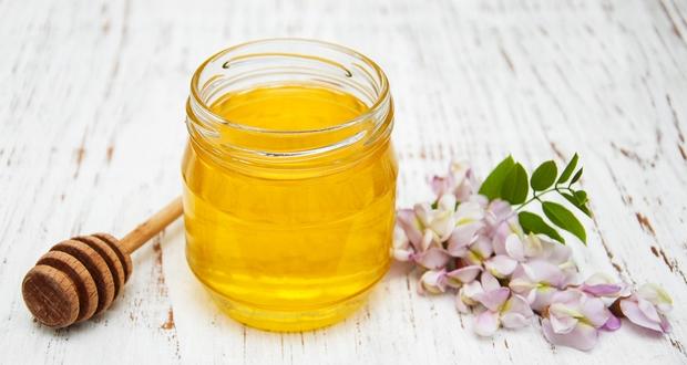 miel d'acacia pour cicatriser