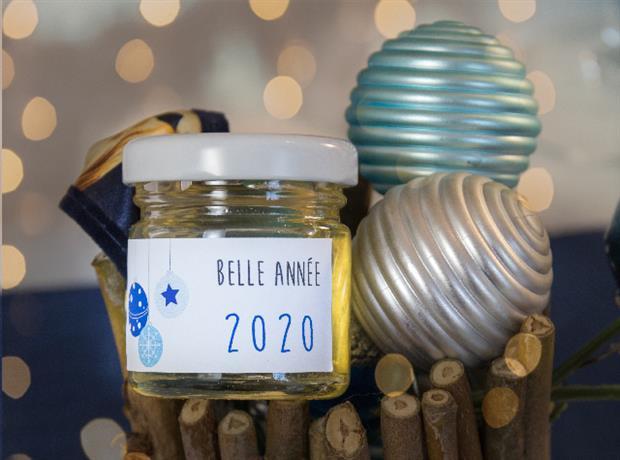 Mon Petit Pot de Miel vous souhaite de très belles fêtes de fin d'année 2020
